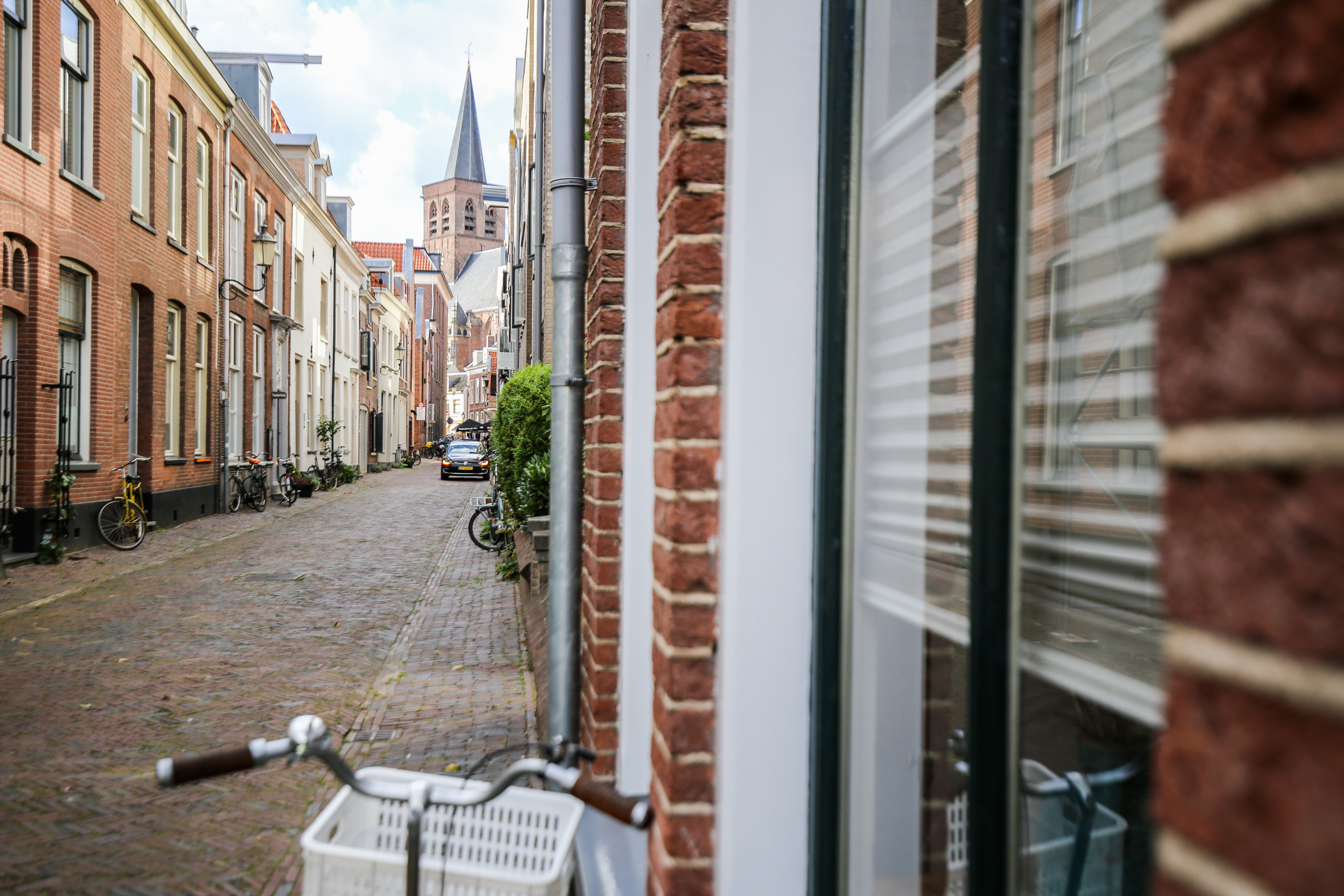 Nieuwstraat 26 Amersfoort voorkant