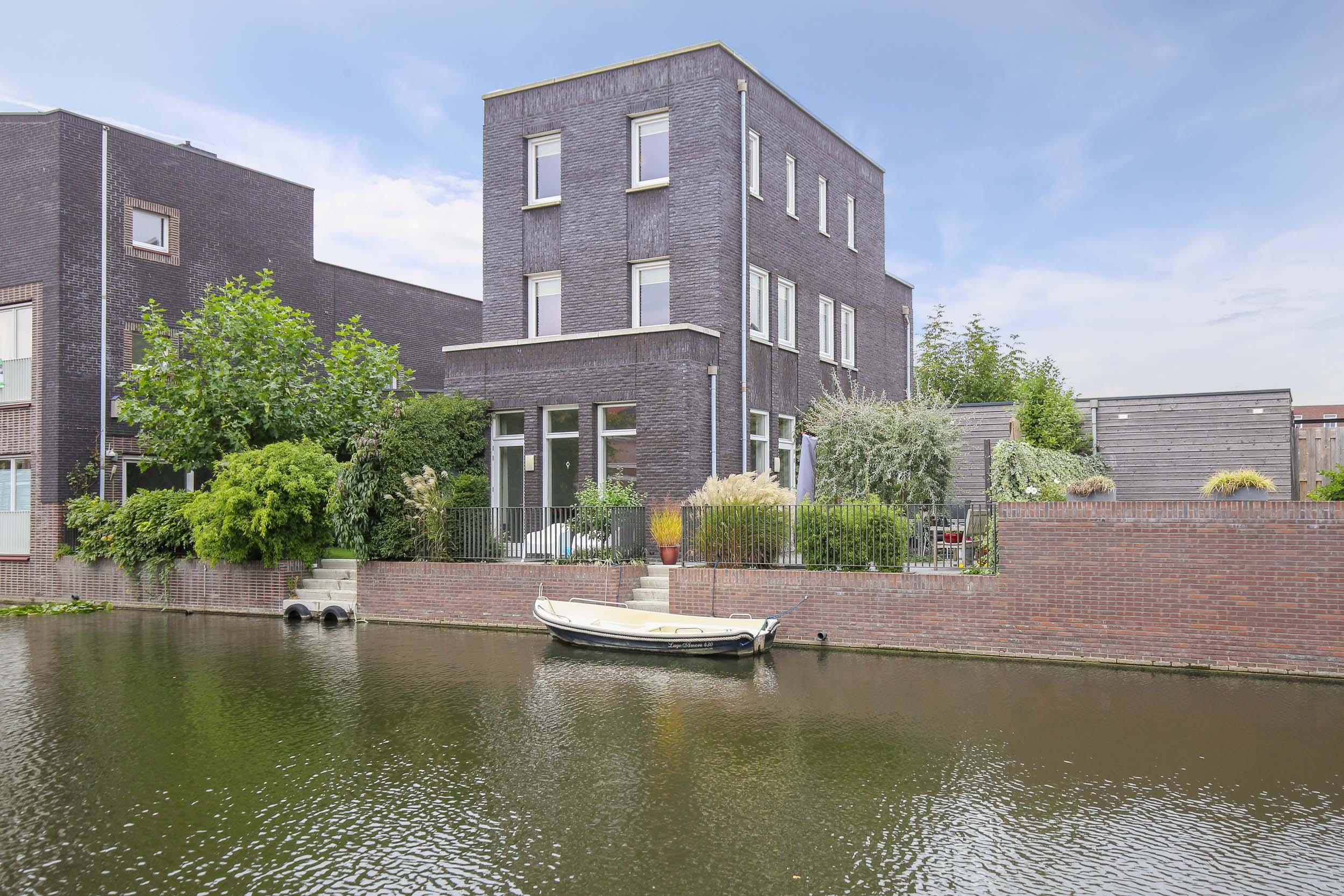achterkant Schoklandstraat 69 Amersfoort